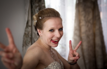 Svatební fotografie Alena & Petr Poděbrady - svatební fotograf Beautyfoto.