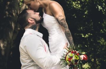 Svatební fotografie Denisa & Honza - svatební fotograf Studio Beautyfoto