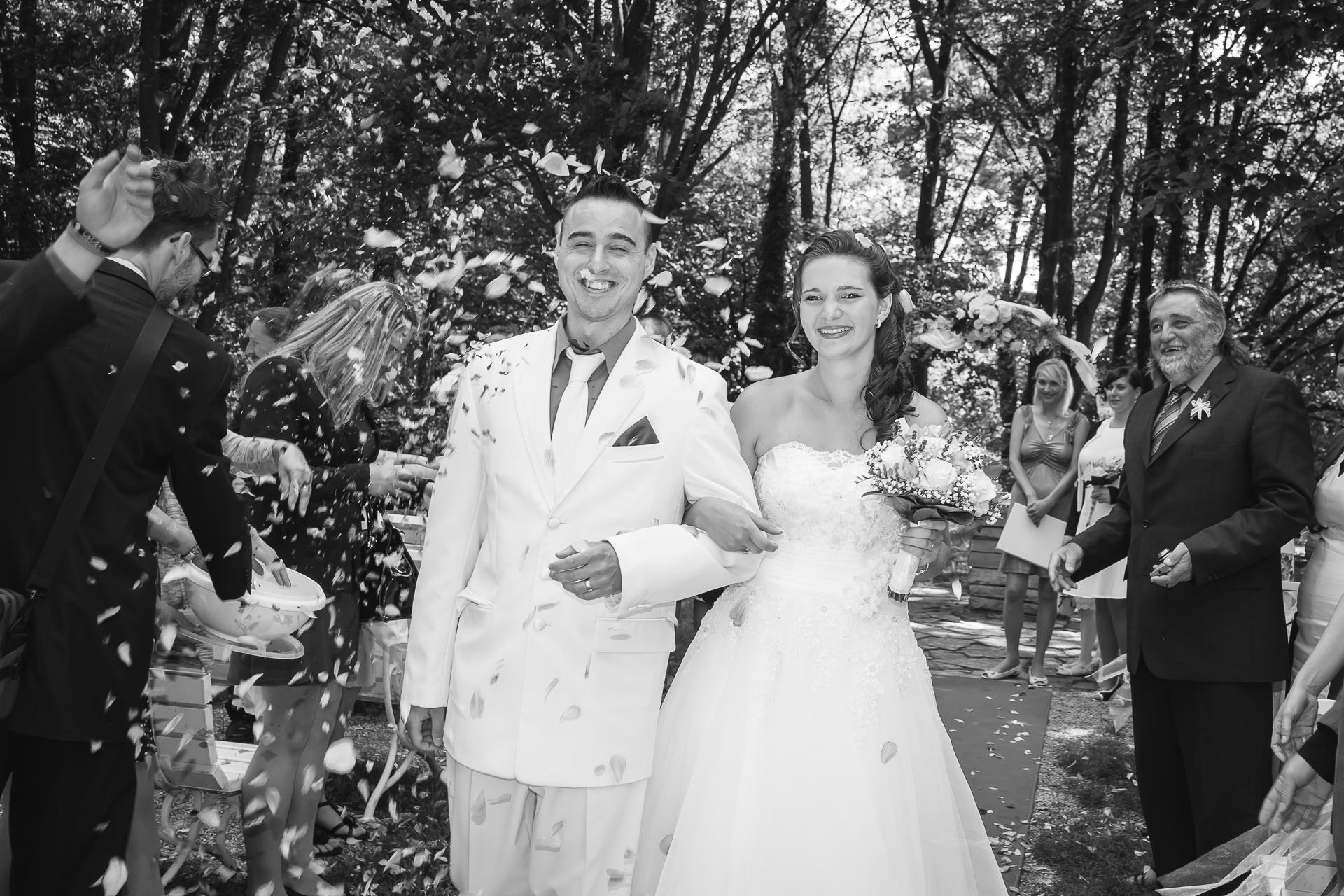 Svatební fotografie Lucie a Milan Zámek Loučeň - Svatební fotograf Studio Beautyfoto