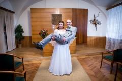 Beautyfoto svatební fotograf, kameraman, svatba na Radnici Lysá nad Labem