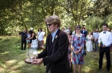 svatební fotograf boho svatba přírodní svatba-30