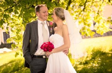 Svatební fotografie zámecký park Lysá nad Labem nad Labem - Svatební fotograf Studio Beautyfoto, svatební video