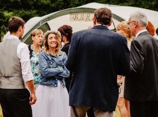 svatba v boho stylu, rustikální svatba, přírodní letní svatba Kokořínsko-11