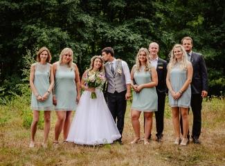 svatba v boho stylu, rustikální svatba, přírodní letní svatba Kokořínsko-118