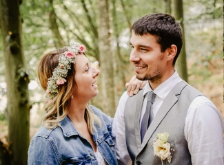 svatba v boho stylu, rustikální svatba, přírodní letní svatba Kokořínsko-180
