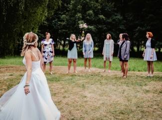 svatba v boho stylu, rustikální svatba, přírodní letní svatba Kokořínsko-233