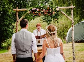svatba v boho stylu, rustikální svatba, přírodní letní svatba Kokořínsko-46