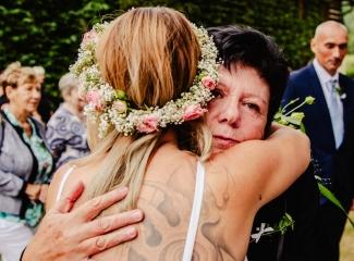 svatba v boho stylu, rustikální svatba, přírodní letní svatba Kokořínsko-72