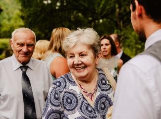 svatba v boho stylu, rustikální svatba, přírodní letní svatba Kokořínsko-79