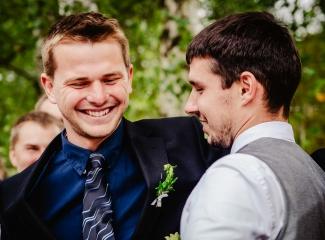 svatba v boho stylu, rustikální svatba, přírodní letní svatba Kokořínsko-93