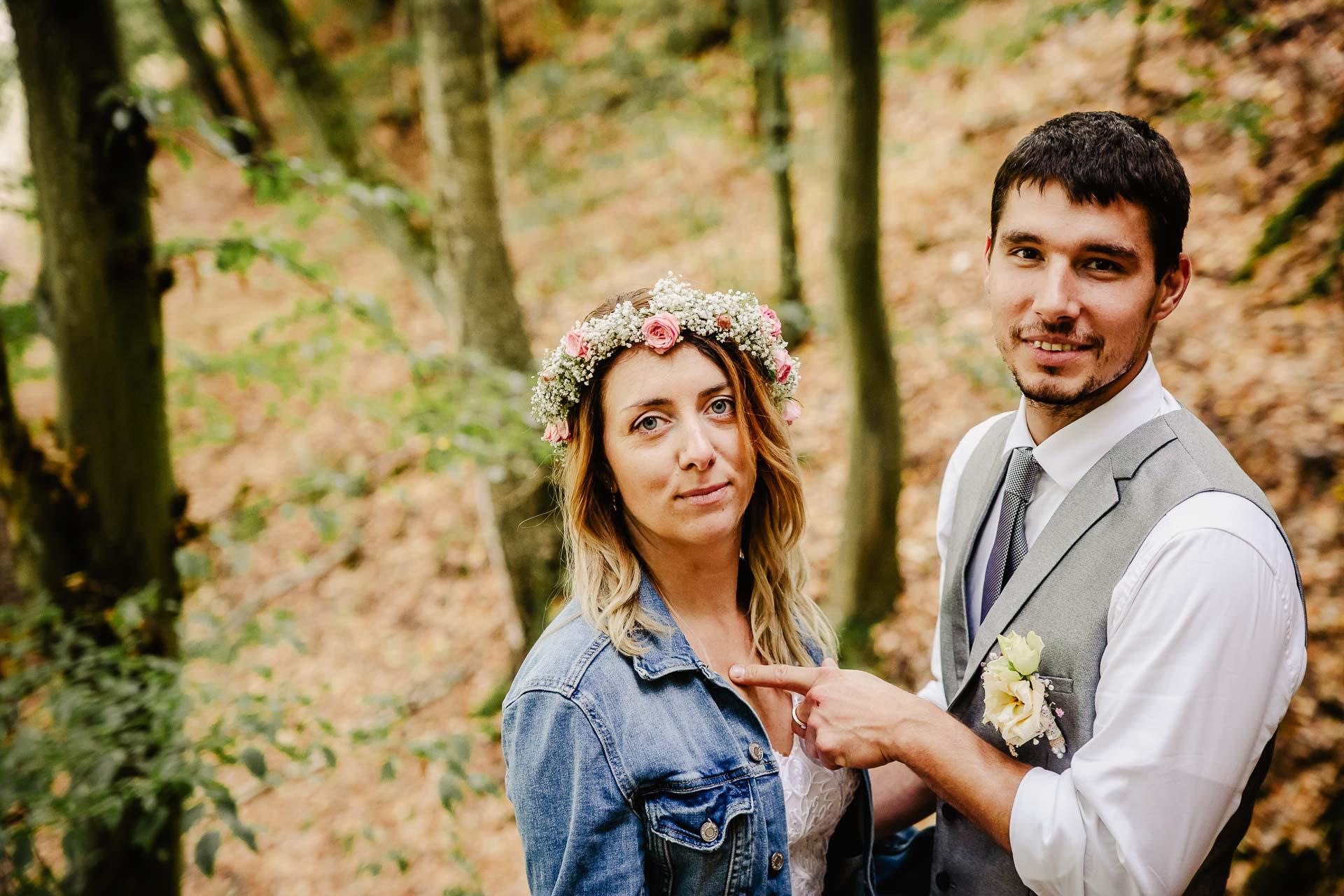 svatba v boho stylu, rustikální svatba, přírodní letní svatba Kokořínsko-176