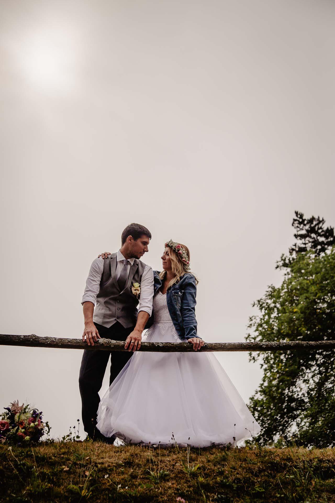 svatba v boho stylu, rustikální svatba, přírodní letní svatba Kokořínsko-196