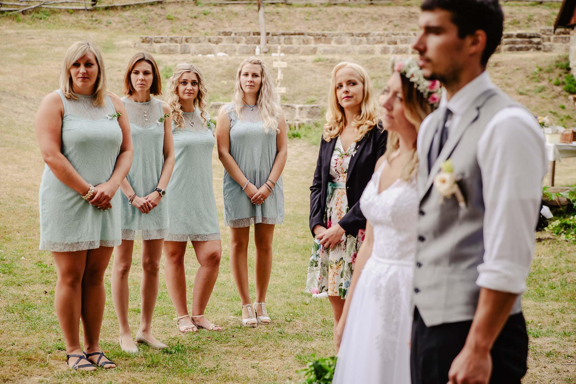 svatba v boho stylu, rustikální svatba, přírodní letní svatba Kokořínsko-53