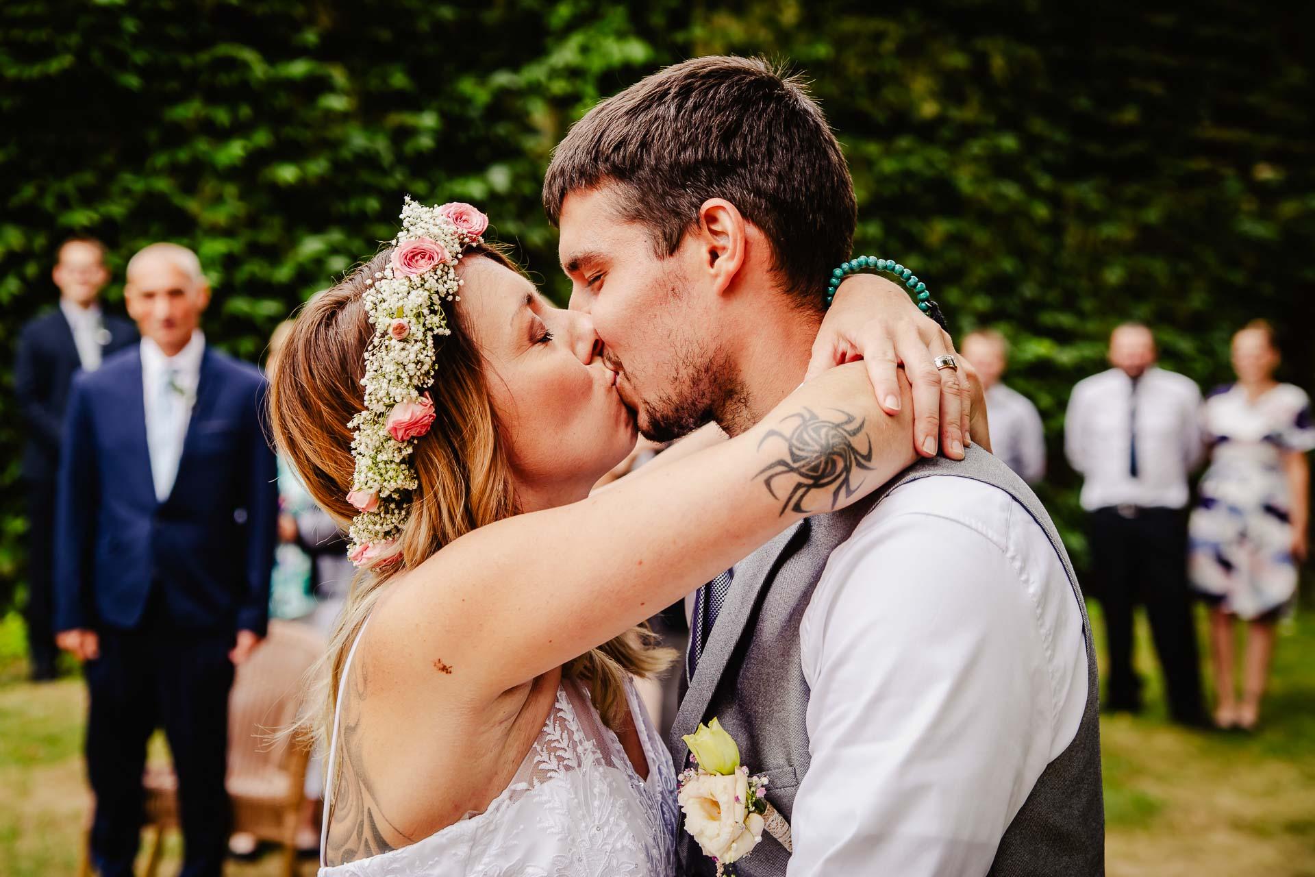 svatba v boho stylu, rustikální svatba, přírodní letní svatba Kokořínsko-63