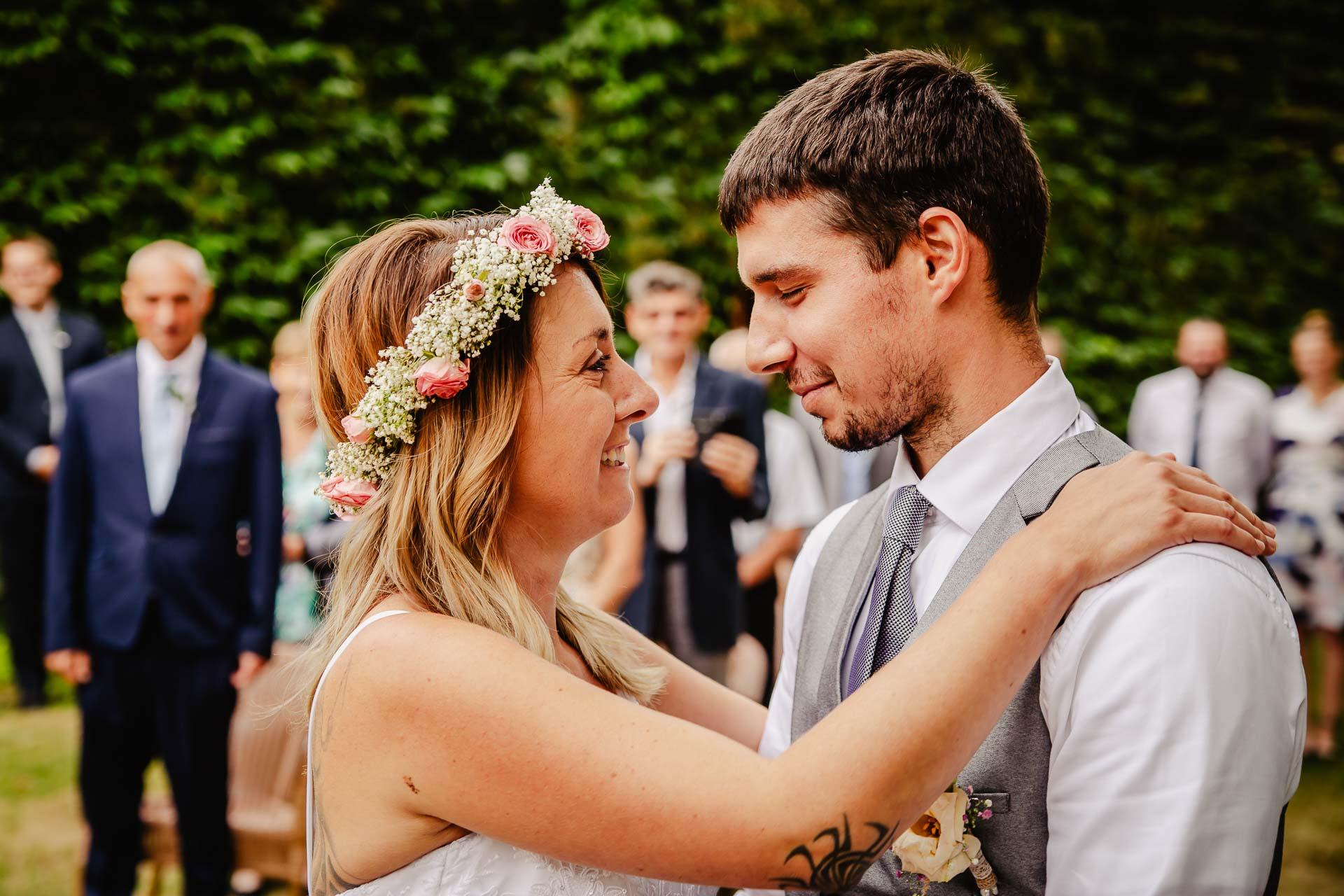 svatba v boho stylu, rustikální svatba, přírodní letní svatba Kokořínsko-64