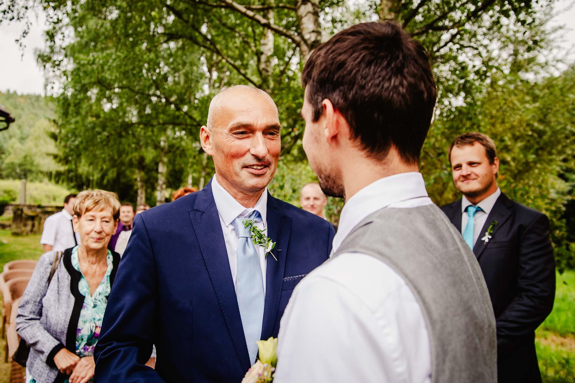 svatba v boho stylu, rustikální svatba, přírodní letní svatba Kokořínsko-74
