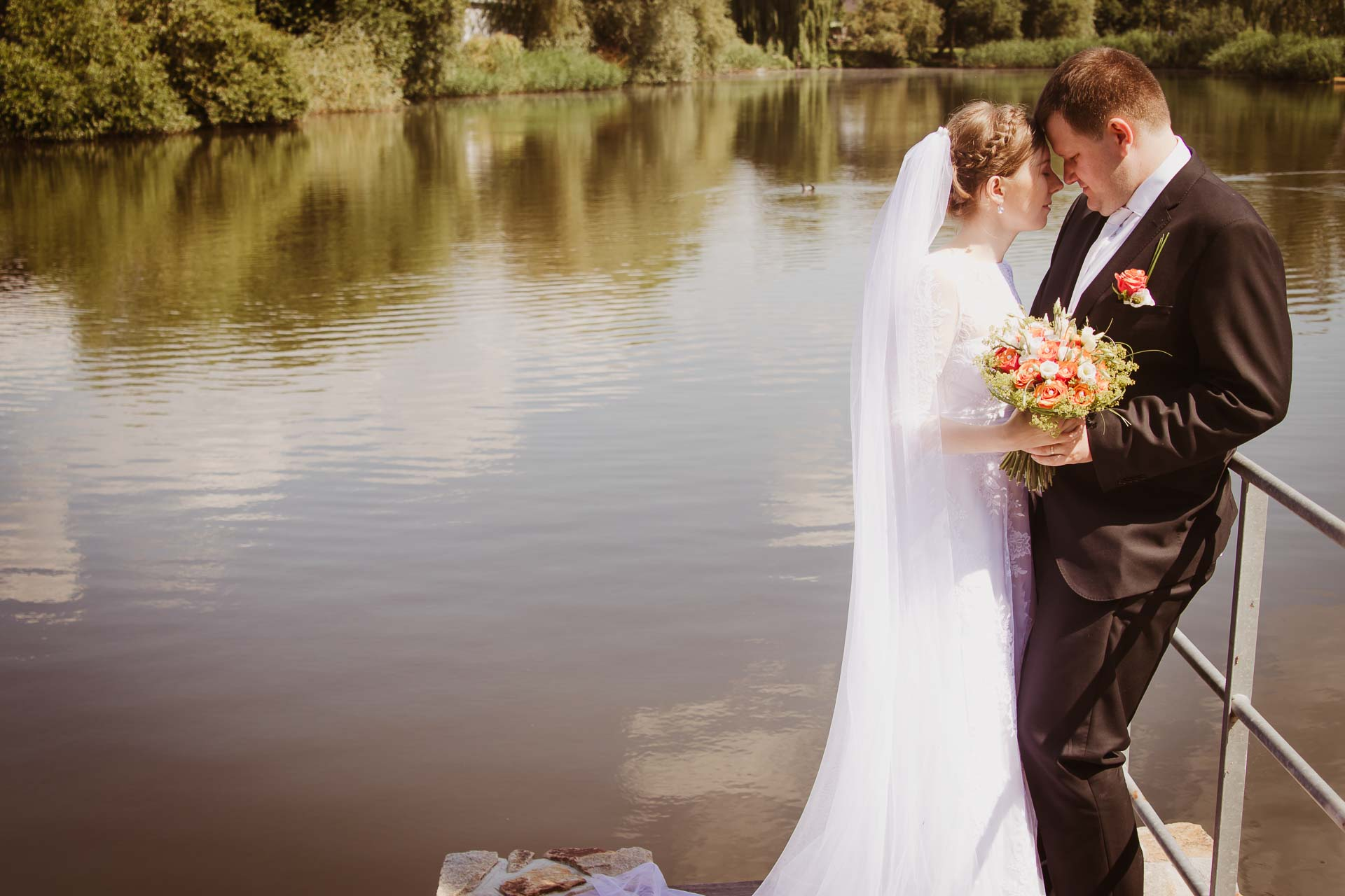 svatební fotograf Lysá nad Labem, penzion Polabí Přerov nad Labem, letní svatba-271