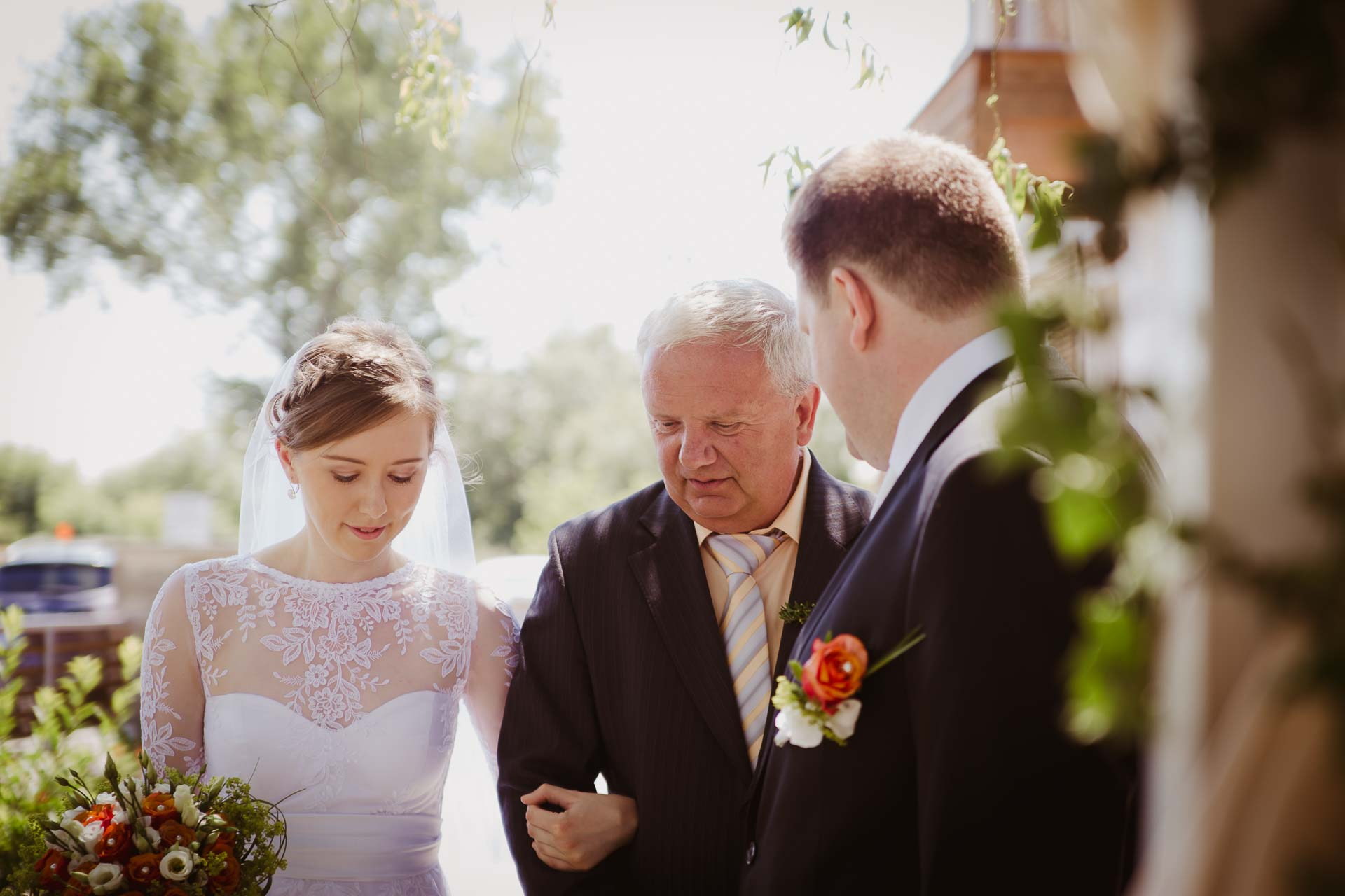 svatební fotograf Lysá nad Labem, penzion Polabí Přerov nad Labem, letní svatba-73