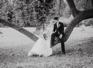 svatební fotograf Lysá nad Labem,  svatební video Lysá na Labem, svatba v zámeckém parku-185