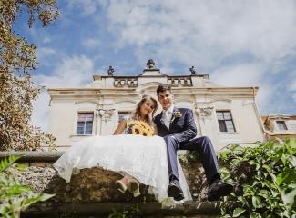 svatební fotograf Lysá nad Labem,  svatební video Lysá na Labem, svatba v zámeckém parku-203