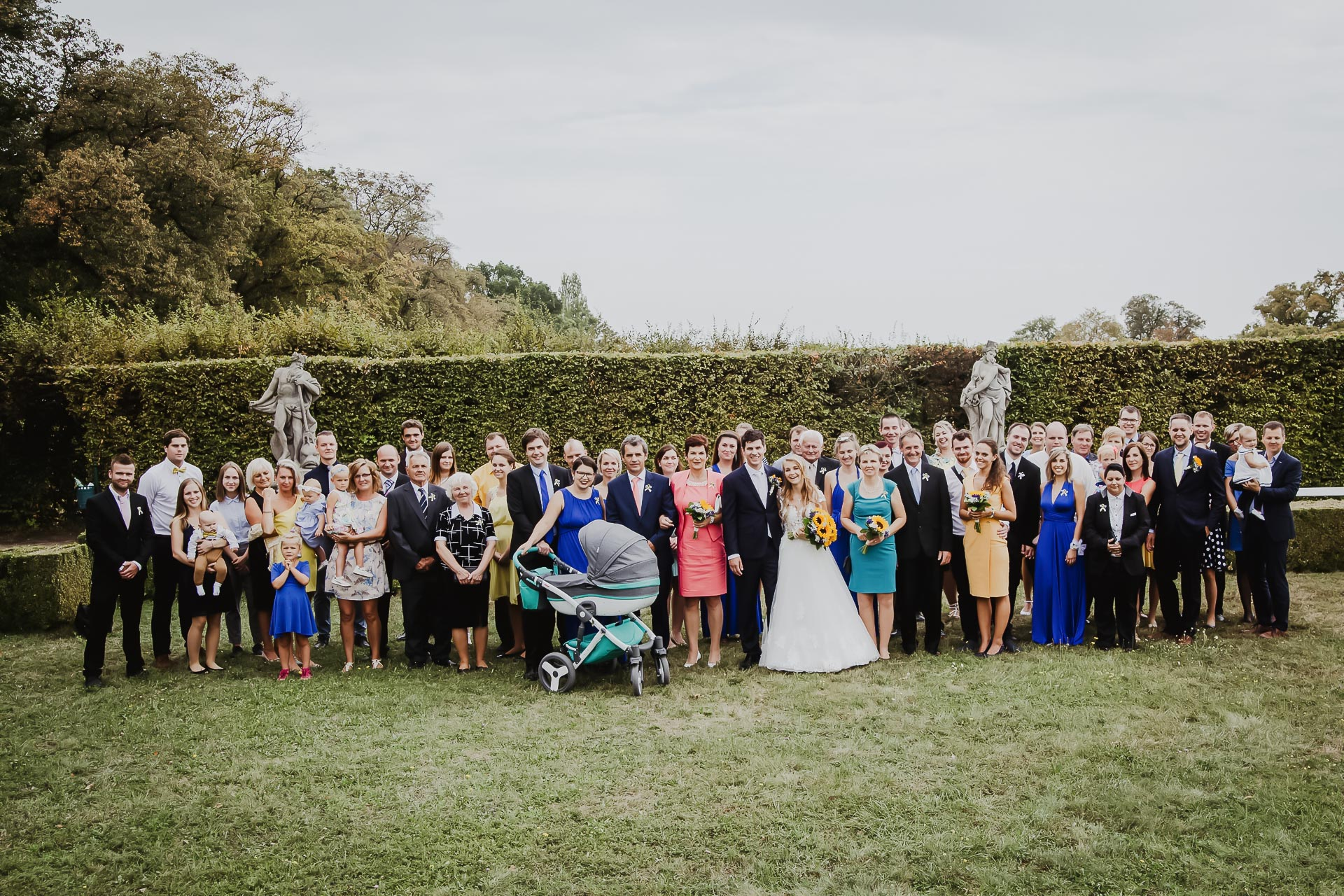 svatební fotograf Lysá nad Labem,  svatební video Lysá na Labem, svatba v zámeckém parku-128