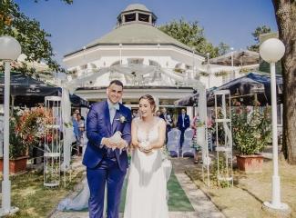 svatební fotograf hotel Ostrov Nymburk, svatební video-111