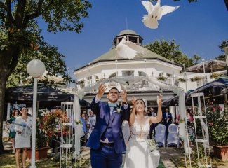 svatební fotograf hotel Ostrov Nymburk, svatební video-113