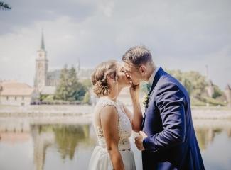 svatební fotograf hotel Ostrov Nymburk, svatební video-275