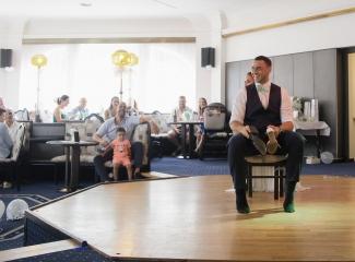 svatební fotograf hotel Ostrov Nymburk, svatební video-382