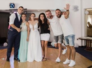 svatební fotograf hotel Ostrov Nymburk, svatební video-403