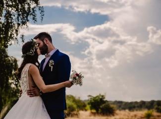 svatební fotograf Kochánky, cirkevní obřad, přírodní boho svatba-111