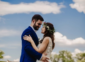 svatební fotograf Kochánky, cirkevní obřad, přírodní boho svatba-118
