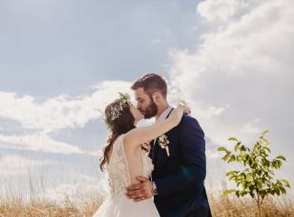 svatební fotograf Kochánky, cirkevní obřad, přírodní boho svatba-149