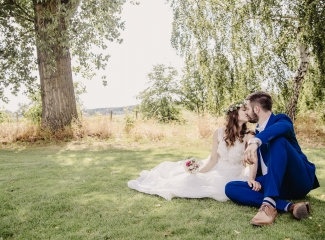svatební fotograf Kochánky, cirkevní obřad, přírodní boho svatba-161