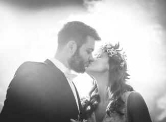 svatební fotograf Kochánky, cirkevní obřad, přírodní boho svatba-173