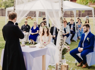 svatební fotograf Kochánky, cirkevní obřad, přírodní boho svatba-24