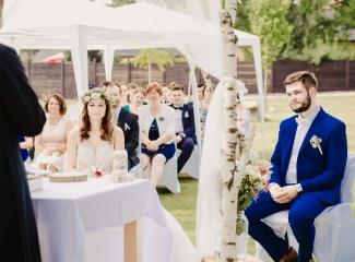 svatební fotograf Kochánky, cirkevní obřad, přírodní boho svatba-35
