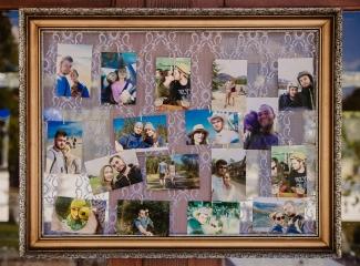 svatební fotograf Kochánky, cirkevní obřad, přírodní boho svatba-4
