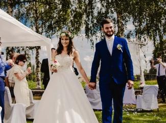 svatební fotograf Kochánky, cirkevní obřad, přírodní boho svatba-64