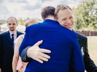 svatební fotograf Kochánky, cirkevní obřad, přírodní boho svatba-66