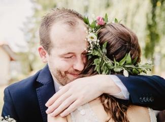 svatební fotograf Kochánky, cirkevní obřad, přírodní boho svatba-70