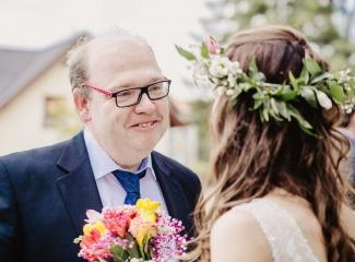 svatební fotograf Kochánky, cirkevní obřad, přírodní boho svatba-94