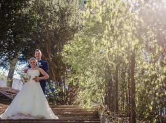 svatební fotograf zámek Mníšek pod Brdy, svatba na zámku, letní nejkrásnější zámecká svatba, Bára a Ondra-132
