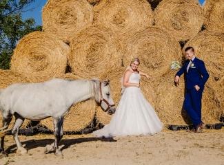 svatební fotograf zámek Mníšek pod Brdy, svatba na zámku, letní nejkrásnější zámecká svatba, Bára a Ondra-139