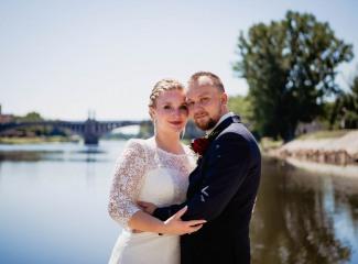 foto svatba, Havířský kostelík, Poděbrady, foto u Labe, nymburk, svatební fotograf-3650