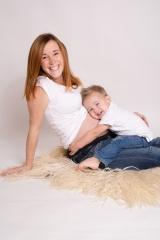 Těhotenská fotografie, atelierové focení- fotograf Studio Beautyfoto