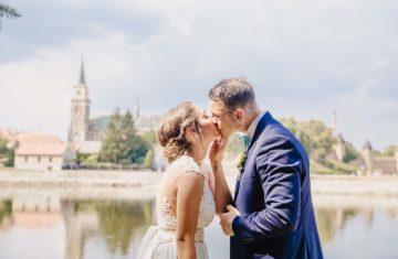 svatební fotograf Nymburk, svatební video Nymburk, svatba v hotelu Ostrov