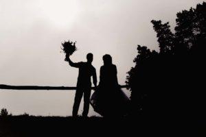 Eva a Michal v Ráji na Kokořínsku, svatba v boho stylu