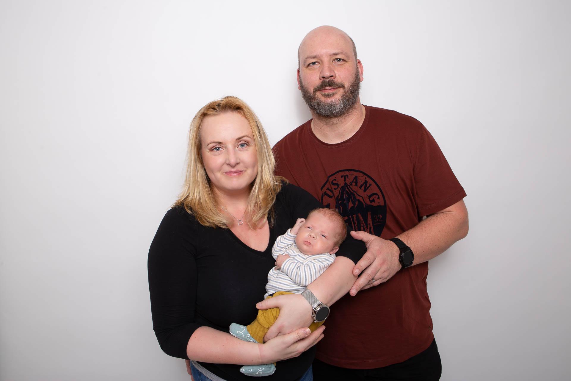 rodinný fotograf Lysá nad Labem, fotografování dětí