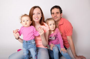Rodinný fotograf Lysá nad Labem, rodinné foto, ateliérové, rodinné focení , šťastná rodina